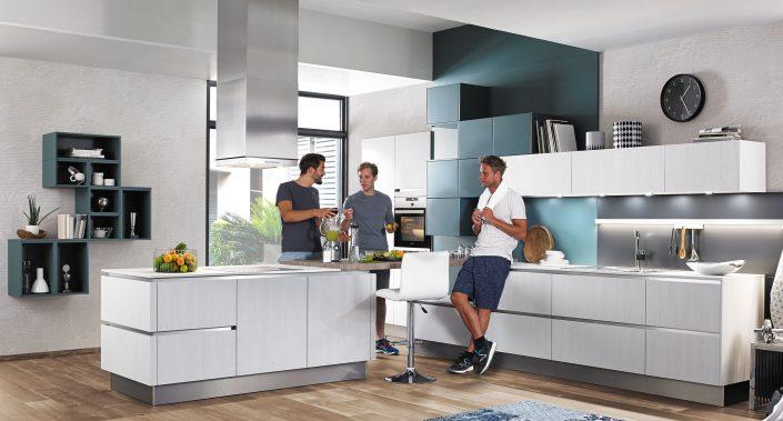 Küchen von Impressa: Neue Designs und Trends für Küchen